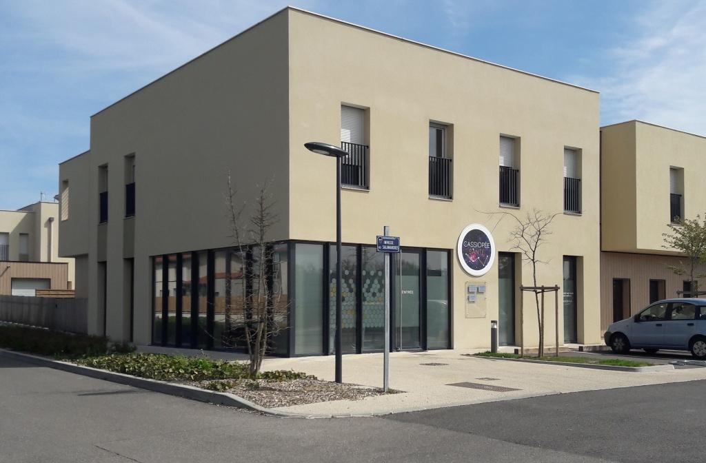 Pôle Cassiopée Santé à St-Genis-les-Ollières